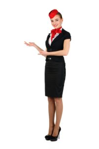 uniform stewardessy